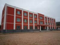 The Tenth Artech School completed in  Ganzu